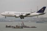 たみぃさんが、香港国際空港で撮影したサウディア 747-481(BDSF)の航空フォト(写真)