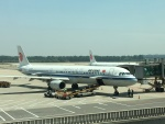 tanukiさんが、北京首都国際空港で撮影した中国国際航空 A321-213の航空フォト(写真)