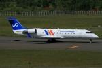 ウッディーさんが、新千歳空港で撮影したAir Pohang CL-600-2B19 Regional Jet CRJ-200LRの航空フォト(写真)