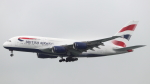 誘喜さんが、香港国際空港で撮影したブリティッシュ・エアウェイズ A380-841の航空フォト(写真)