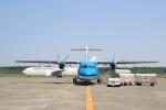 さとさとさんが、熊本空港で撮影した天草エアライン ATR-42-600の航空フォト(写真)
