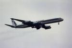 アオアシシギさんが、成田国際空港で撮影したCFエアフレイト DC-8-63(F)の航空フォト(写真)