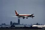アオアシシギさんが、成田国際空港で撮影したコニー・カリッタ・サービシーズ DC-8-55(F)の航空フォト(写真)