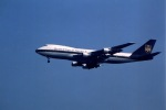 アオアシシギさんが、成田国際空港で撮影したUPS航空 747-123(SF)の航空フォト(写真)