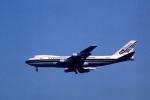 アオアシシギさんが、成田国際空港で撮影したエバーグリーン航空 747SR-46(SF)の航空フォト(写真)