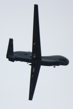 cassiopeiaさんが、横田基地で撮影したアメリカ空軍 RQ-4B-40 Global Hawkの航空フォト(写真)