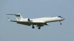 raichanさんが、成田国際空港で撮影したユタ銀行 G-V-SP Gulfstream G550の航空フォト(写真)