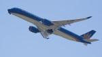 てつさんが、関西国際空港で撮影したベトナム航空 A350-941XWBの航空フォト(写真)