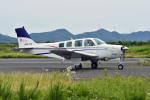 Gambardierさんが、岡南飛行場で撮影した日本個人所有 A36 Bonanza 36の航空フォト(写真)