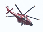 丸めがねさんが、東京ヘリポートで撮影した東京消防庁航空隊 AW139の航空フォト(写真)