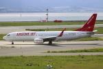 Koba UNITED®さんが、関西国際空港で撮影したイースター航空 737-86Jの航空フォト(写真)