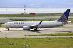 Koba UNITED®さんが、関西国際空港で撮影したユナイテッド航空 737-824の航空フォト(写真)