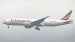 誘喜さんが、香港国際空港で撮影したエチオピア航空 777-F6Nの航空フォト(写真)