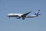 クルーズさんが、羽田空港で撮影した全日空 777-281の航空フォト(写真)