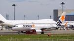 てつさんが、成田国際空港で撮影したジェットスター・ジャパン A320-232の航空フォト(写真)
