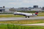 みつるさんが、伊丹空港で撮影したアイベックスエアラインズ CL-600-2C10 Regional Jet CRJ-702ERの航空フォト(写真)