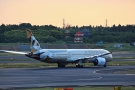 anyongさんが、成田国際空港で撮影したエティハド航空 787-9の航空フォト(写真)