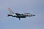 ポン太さんが、那覇空港で撮影した航空自衛隊 T-4の航空フォト(写真)