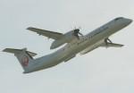 raiden0822さんが、那覇空港で撮影した琉球エアーコミューター DHC-8-402Q Dash 8 Combiの航空フォト(写真)