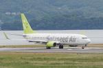 HEATHROWさんが、長崎空港で撮影したソラシド エア 737-86Nの航空フォト(写真)