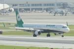 raiden0822さんが、那覇空港で撮影したエバー航空 A321-211の航空フォト(写真)
