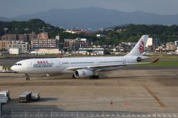 MOHICANさんが、福岡空港で撮影したキャセイドラゴン A330-342の航空フォト(写真)