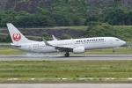 HEATHROWさんが、長崎空港で撮影したJALエクスプレス 737-846の航空フォト(写真)