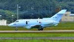 kamerajiijiさんが、茨城空港で撮影した航空自衛隊 U-125A(Hawker 800)の航空フォト(写真)