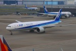 zero1さんが、羽田空港で撮影した全日空 777-381/ERの航空フォト(写真)