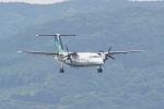 HEATHROWさんが、長崎空港で撮影したオリエンタルエアブリッジ DHC-8-201Q Dash 8の航空フォト(写真)