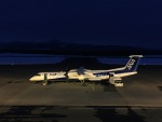 みつるさんが、中標津空港で撮影したANAウイングス DHC-8-402Q Dash 8の航空フォト(写真)