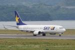 HEATHROWさんが、長崎空港で撮影したスカイマーク 737-82Yの航空フォト(写真)