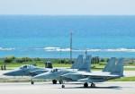 raiden0822さんが、那覇空港で撮影した航空自衛隊 F-15J Eagleの航空フォト(写真)