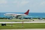 raiden0822さんが、那覇空港で撮影したイースター航空 737-86Jの航空フォト(写真)
