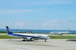 raiden0822さんが、那覇空港で撮影した全日空 777-281の航空フォト(写真)