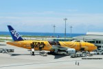 raiden0822さんが、那覇空港で撮影した全日空 777-281/ERの航空フォト(写真)