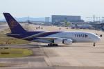 bb212さんが、関西国際空港で撮影したタイ国際航空 A380-841の航空フォト(写真)