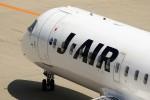 もぐ3さんが、新潟空港で撮影したジェイ・エア CL-600-2B19 Regional Jet CRJ-200ERの航空フォト(写真)