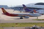 bb212さんが、関西国際空港で撮影した香港航空 A330-343Xの航空フォト(写真)