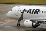 もぐ3さんが、新潟空港で撮影したジェイ・エア ERJ-190-100(ERJ-190STD)の航空フォト(写真)