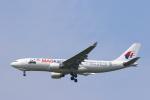 安芸あすかさんが、成田国際空港で撮影したマレーシア航空 A330-223Fの航空フォト(写真)