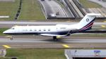 誘喜さんが、クアラルンプール国際空港で撮影したユタ銀行 G350/G450の航空フォト(写真)