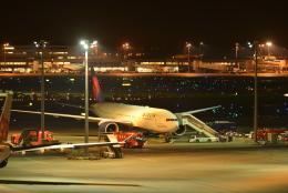 mitudon321さんが、羽田空港で撮影したデルタ航空 777-232/LRの航空フォト(写真)