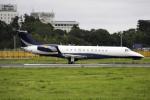 Gulf650Erさんが、成田国際空港で撮影したフライリンク エクスプレス EMB-135BJ Legacyの航空フォト(写真)