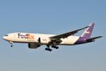 panchiさんが、成田国際空港で撮影したフェデックス・エクスプレス 777-FS2の航空フォト(写真)