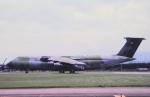 チャーリーマイクさんが、横田基地で撮影したアメリカ空軍 C-5A Galaxyの航空フォト(写真)