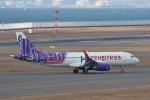 TAOTAOさんが、中部国際空港で撮影した香港エクスプレス A320-232の航空フォト(写真)