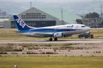 チャッピー・シミズさんが、小松空港で撮影したANAウイングス 737-5L9の航空フォト(写真)