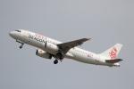 チャッピー・シミズさんが、小松空港で撮影した香港ドラゴン航空 A320-232の航空フォト(写真)
