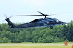 hidetsuguさんが、千歳基地で撮影した航空自衛隊 UH-60Jの航空フォト(写真)